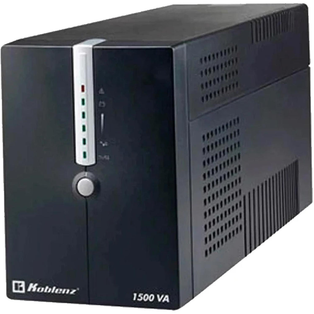 No Break KOBLENZ 15012 USB/RN 1500VA 900W 8 Contactos 25 Minutos 00-4226-7