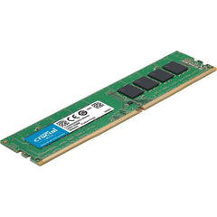 Memoria RAM DDR4 8GB 2666MHz CRUCIAL PC CT8G4DFRA266