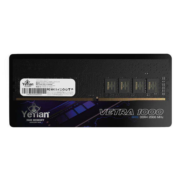 Memoria RAM DDR4 8GB 2666MHz YEYIAN VETRA 1000 1x8GB PC Gamer YCV-051820
