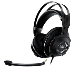 Audifonos Gamer HYPERX Cloud Revolver S Microfono 7.1 Xbox One PS4 Nintendo Switch 3.5mm HX-HSCRS-GM