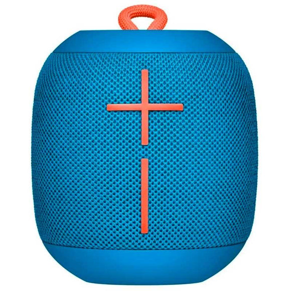 Bocina Bluetooth LOGITECH UE WonderBoom Azul 984-000852