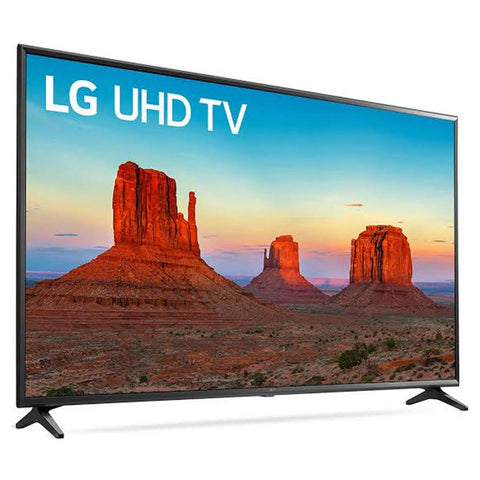 Pantalla LG 43 43UK6090PUA Television 4K IPS Smart TV HDR10+ WebOs 3M GTA ReAcondicionado