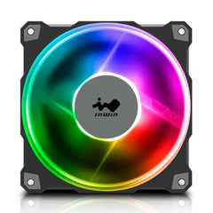 Kit 3 Ventiladores Gamer IN WIN JUPITER AJ120 RGB 120mm