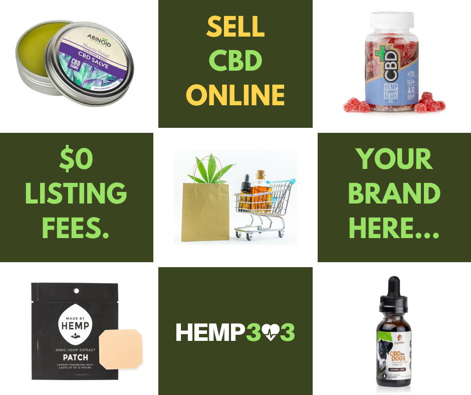 How to buy and sell CBD products online?