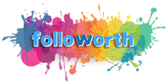 Want to buy high quality followers in slow speed? FolloWorth is the answer for you