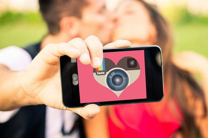 How did Instagram affected dating?
