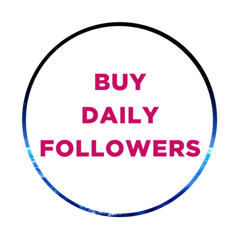 Buy real followers, Quality accounts