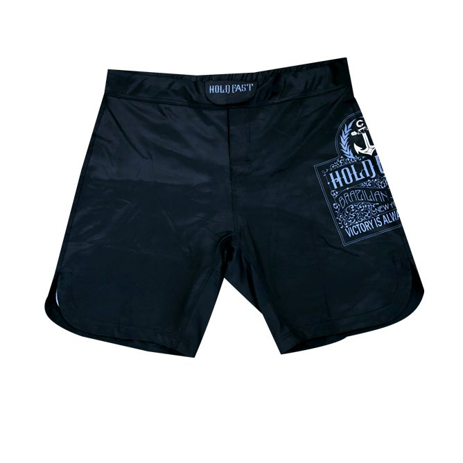 Competitor Series: Platinum - Black Shorts