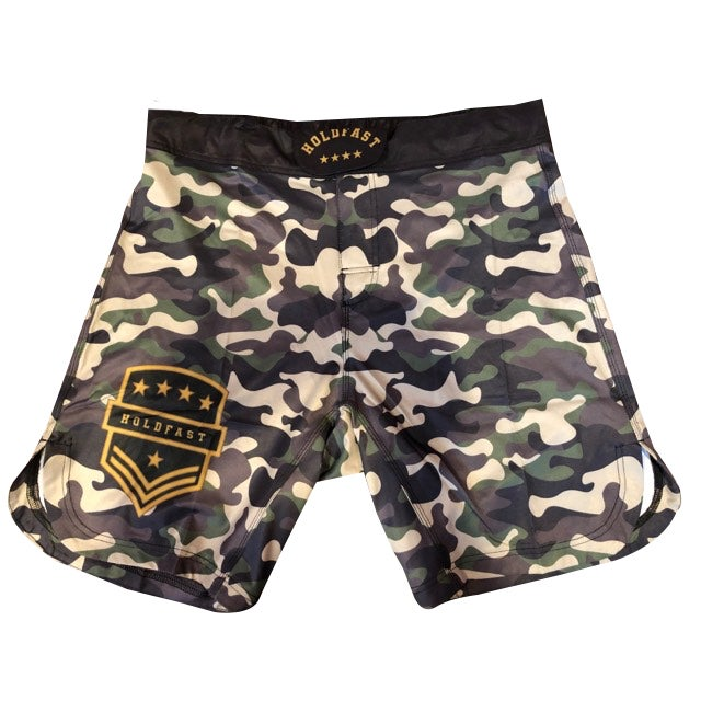 Competitor Series: Army Inspired - Camo Shorts
