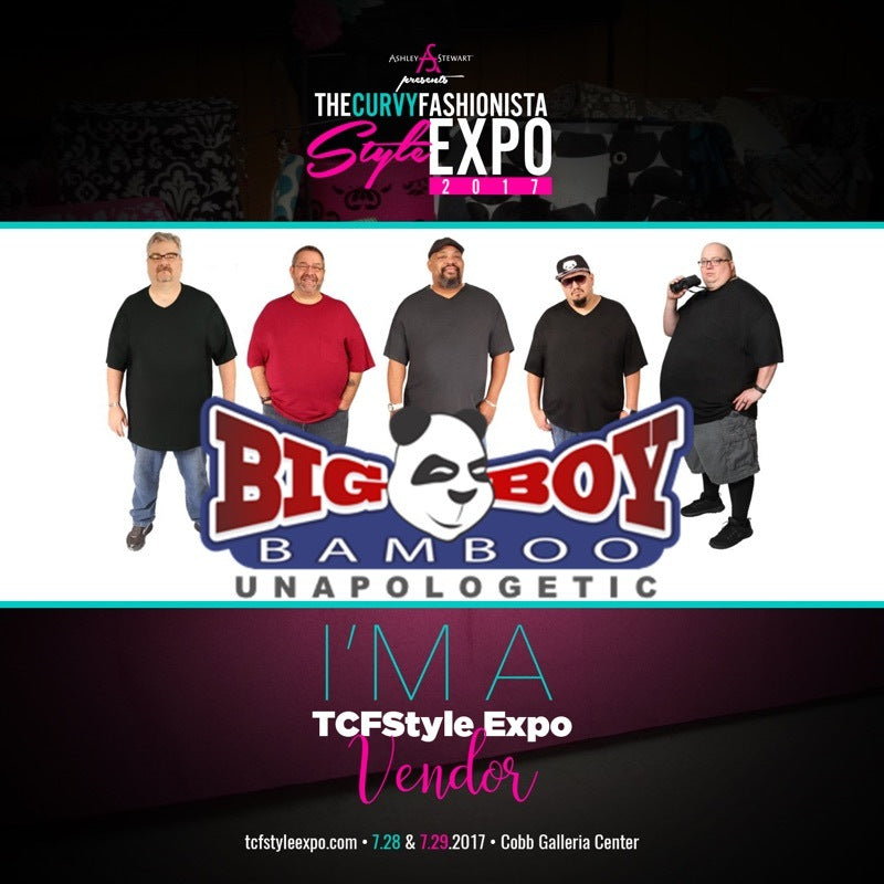 Meet Big Boy Bamboo in Atlanta for the 2017 TCFStyle Expo!
