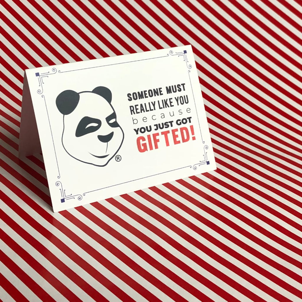 Add a FREE Gift Card and/or Custom Gift Wrap Your Entire Order for $6.99!