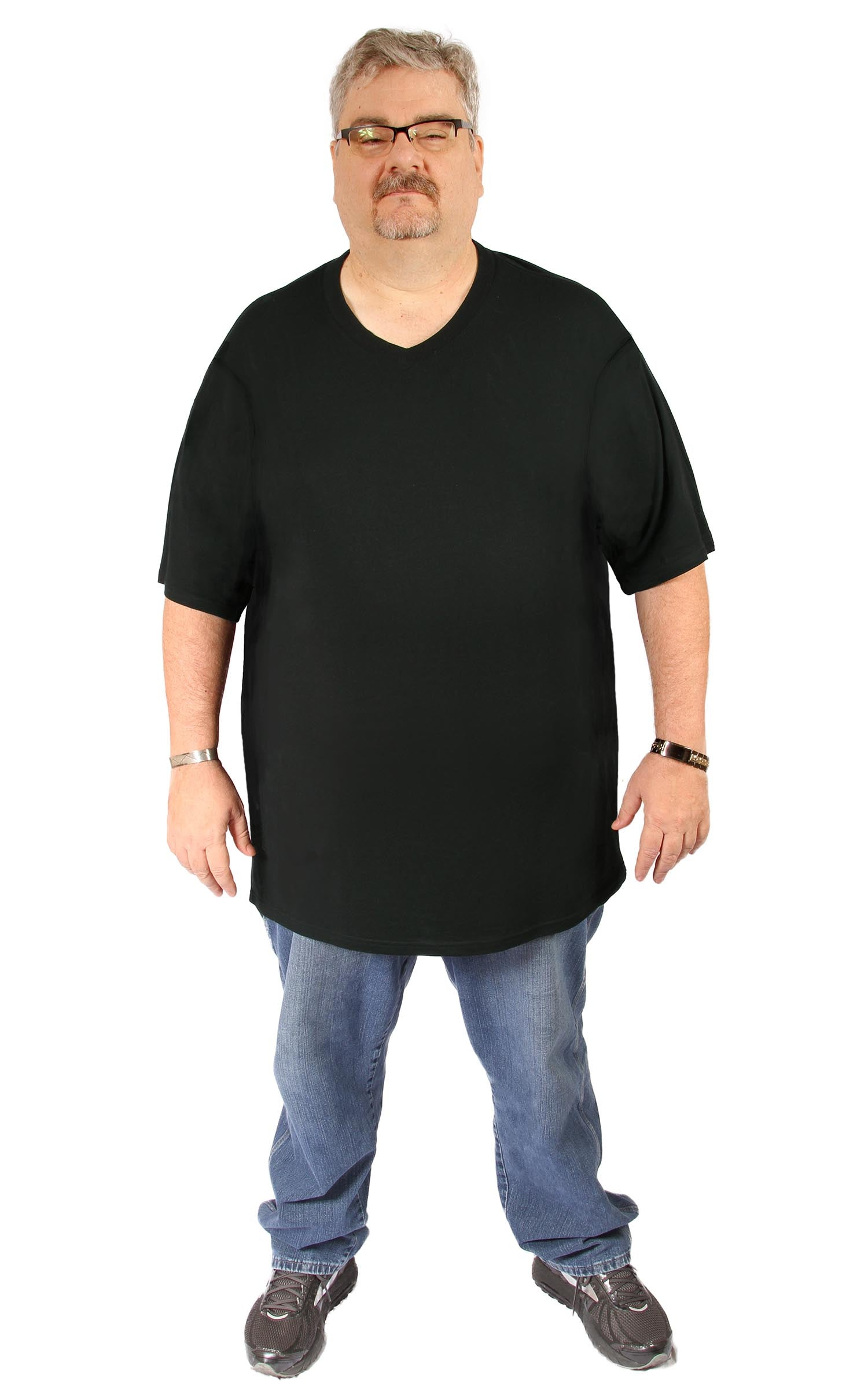 Tall Sizes of Bamboo T-Shirts Have Finally Arrived at Big Boy Bamboo
