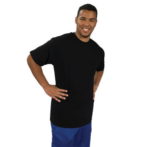 Tall Men (1XLT-4XLT) Pocket Crew Neck Bamboo T-Shirt - Short Sleeve Tall Pocket Tee Big Boy Bamboo