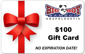 Big Boy Bamboo Gift Card