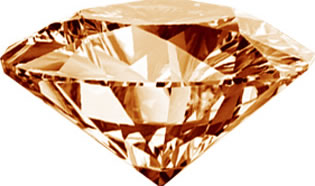 Chocolate Colored Diamond