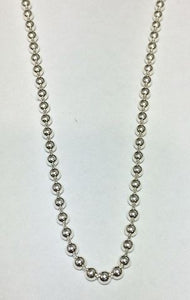 Sterling Silver Chain - 70cm