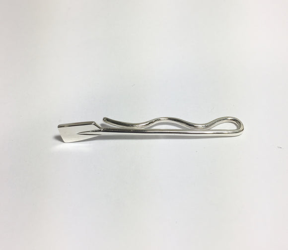 Rowing Sterling Silver Tie Slide