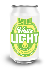 White Light - Pineapple & Lime