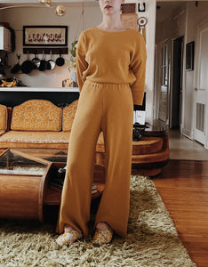 Organic Thermal Lounge Set