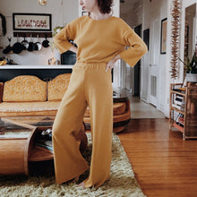 Load image into Gallery viewer, Organic Thermal Lounge Pants