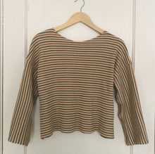 Load image into Gallery viewer, Colorgrown Organic Cotton Striped Thermal