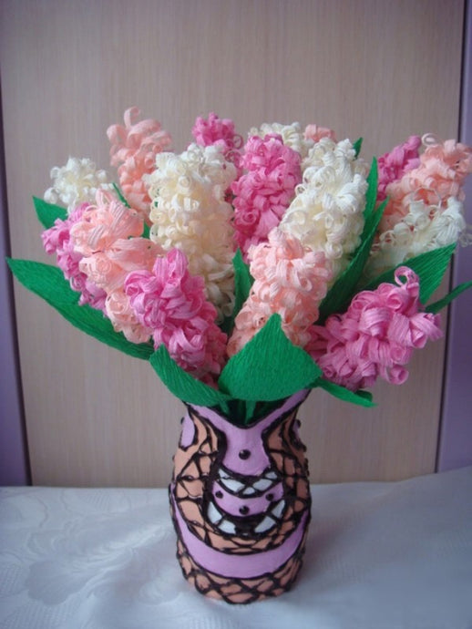 Silk Rose Heads, 12pcs, Pink Artificial Flowers