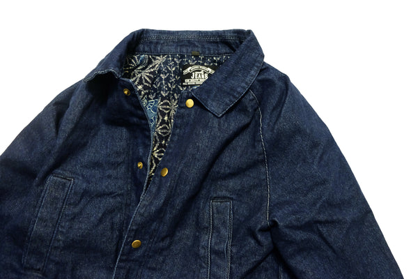 SL01 Denim Long Coat【Limited Edition】