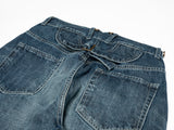 FH02 Damaged Washed Jeans Series【Type A】