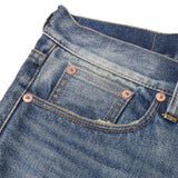 【訂製】R84 Vintage Washed 14oz. Slim Cut Jeans
