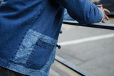 Patchwork KF Denim Jacket