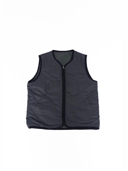 II way Quilted Liner Vest