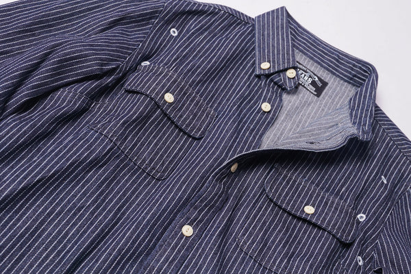Stripe Worker ShirtIII