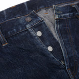 【訂製】W02 15oz. Collect Mills Denim Worker Jeans