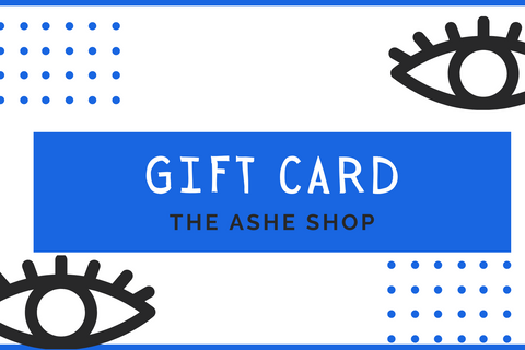 The Ashe Shop Gift Cards