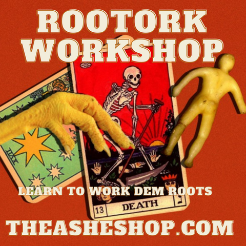 Rootwork Workshops