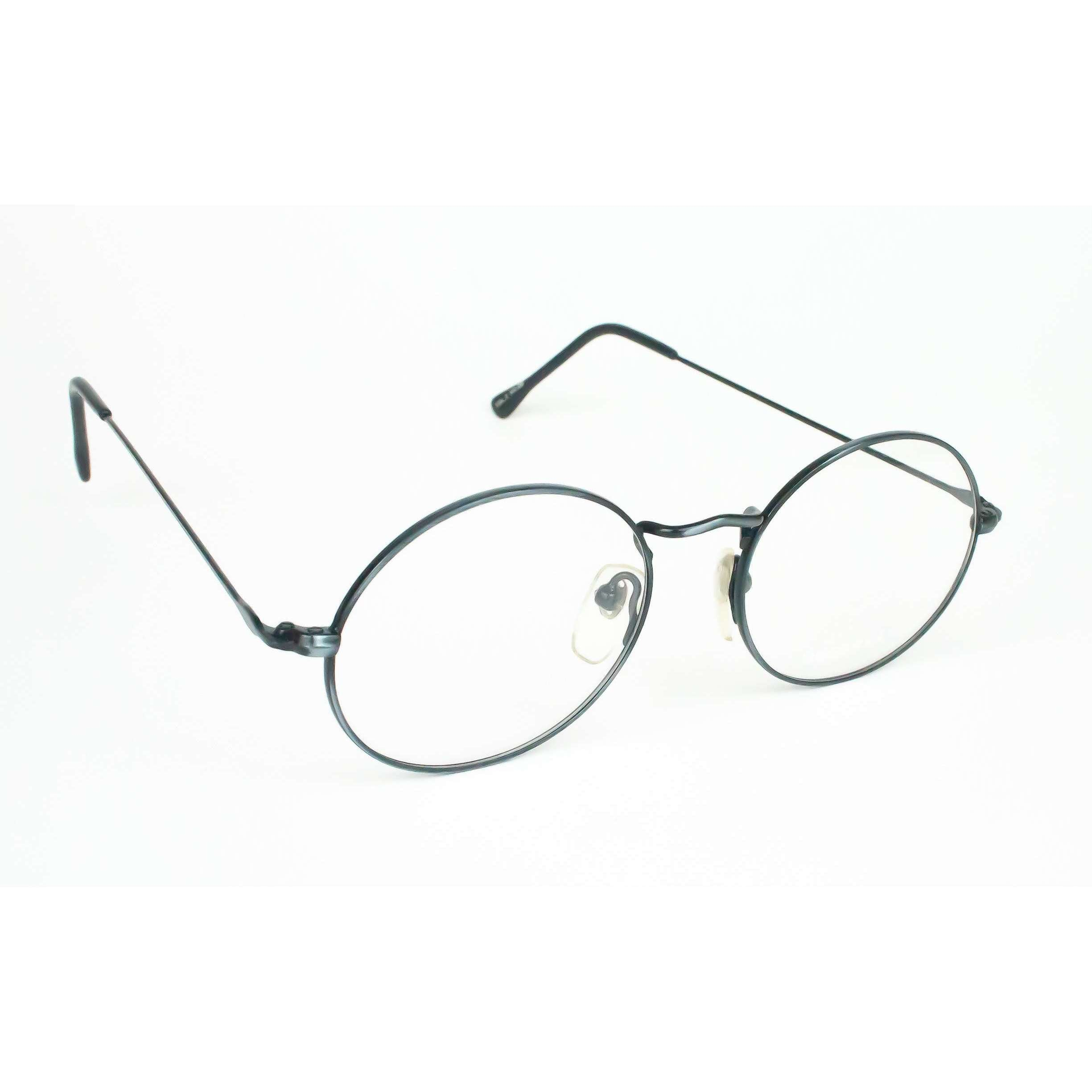 Observatory Model A932 - Gunmetal Round Glasses