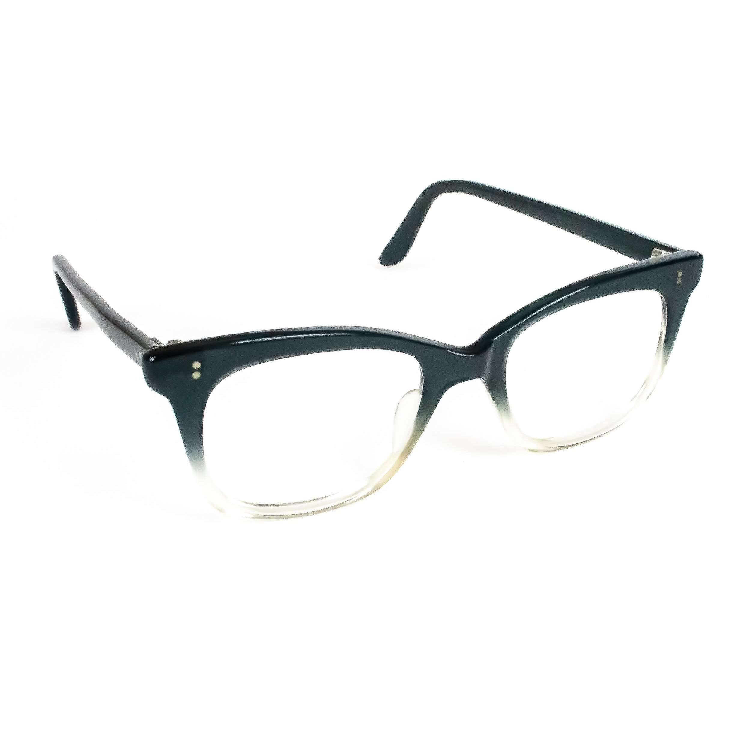 Alfie Black Square Glasses