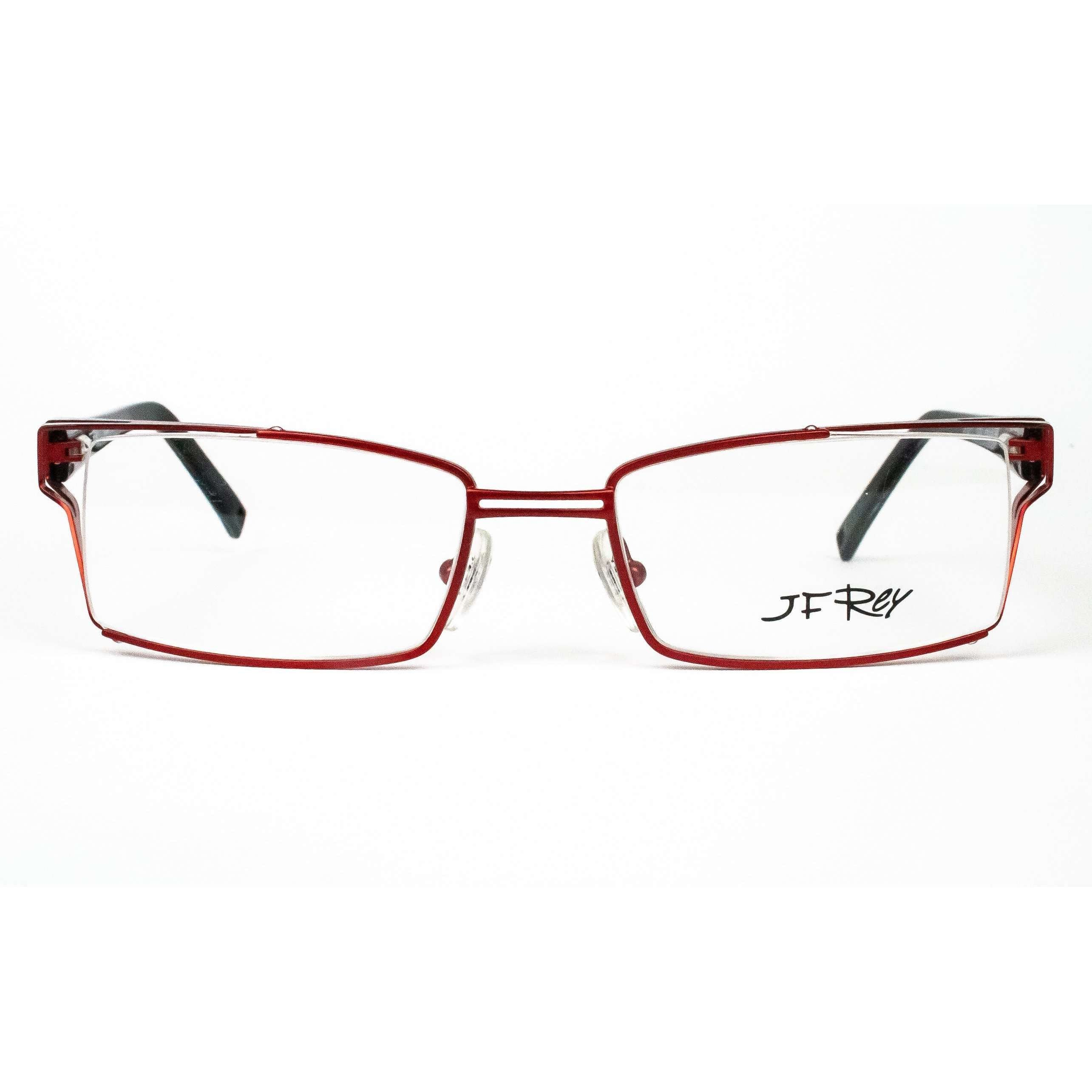 JF Rey Model 2211 Red Glasses