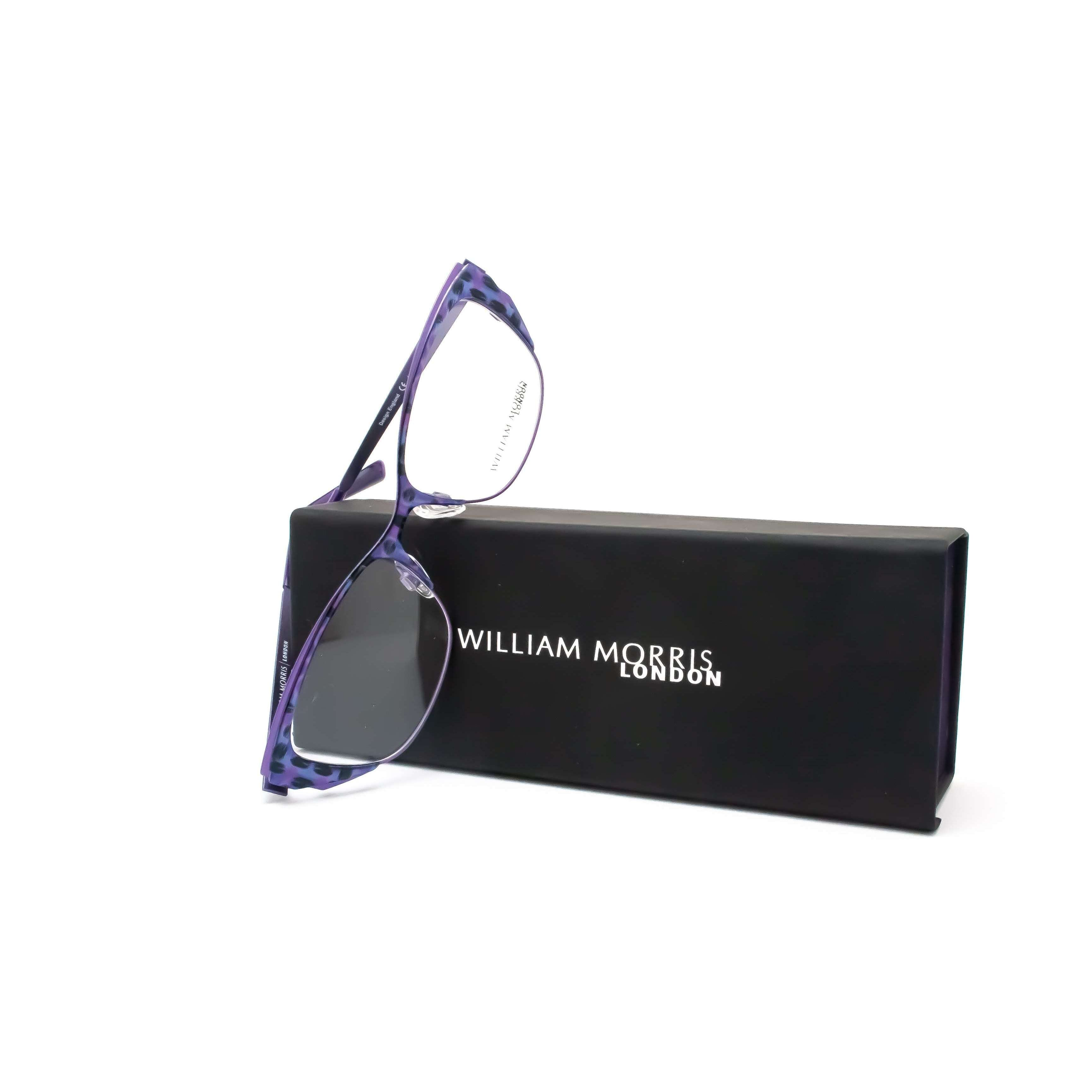 William Morris London 4141 Animal Print Glasses