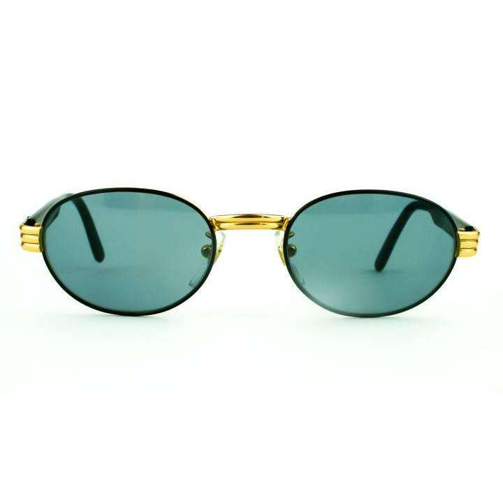 Rolling Model 655 Italian Oval Sunglasses