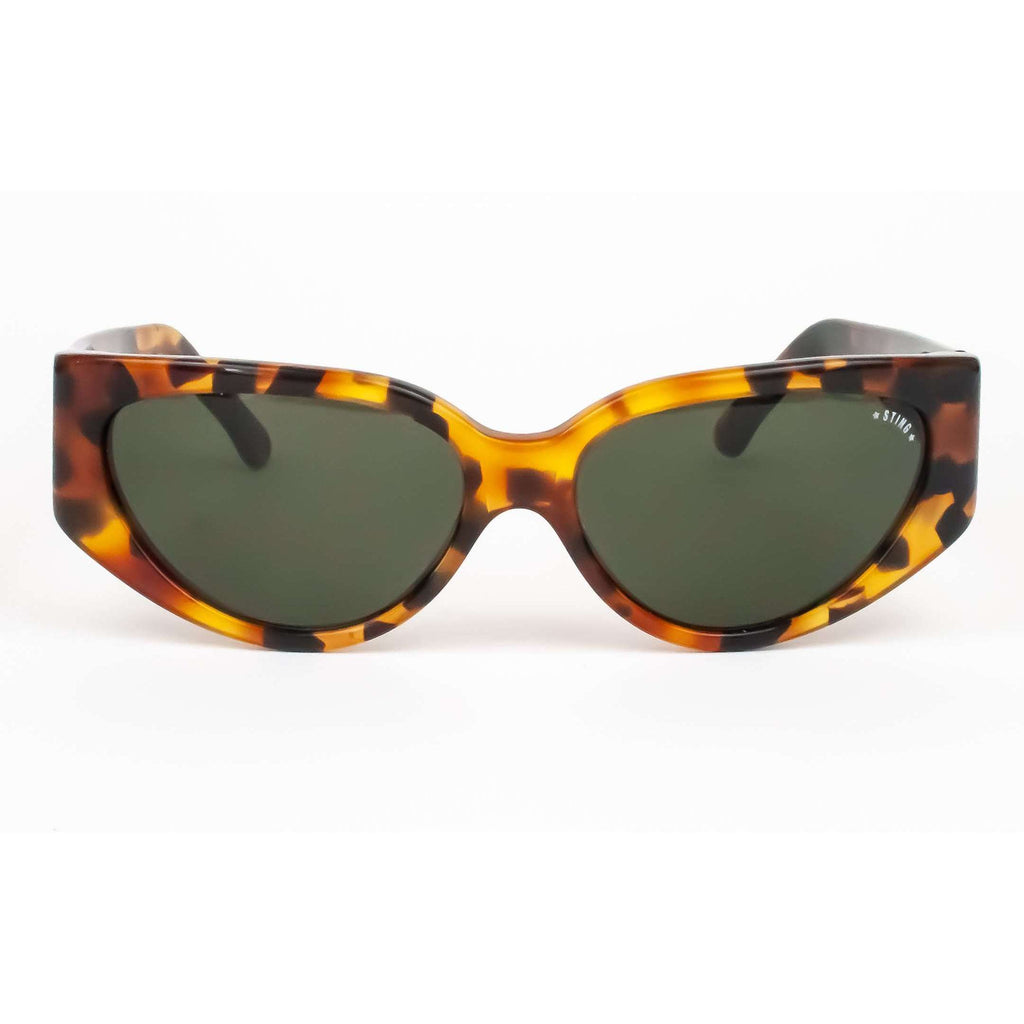 Sting Model 503 Cat Eye Oval Sunglasses