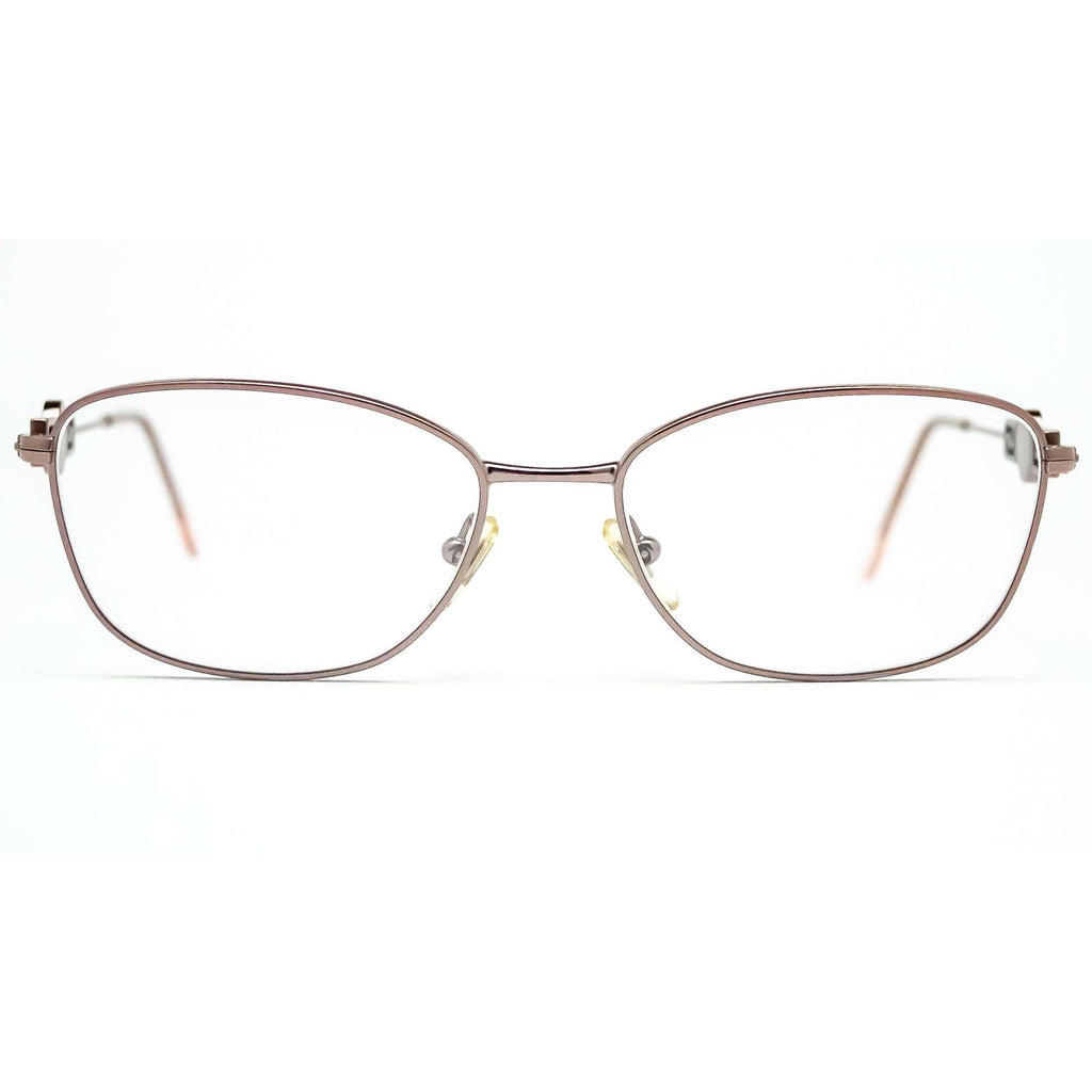 Versace Model 1231 Gold Pink Glasses
