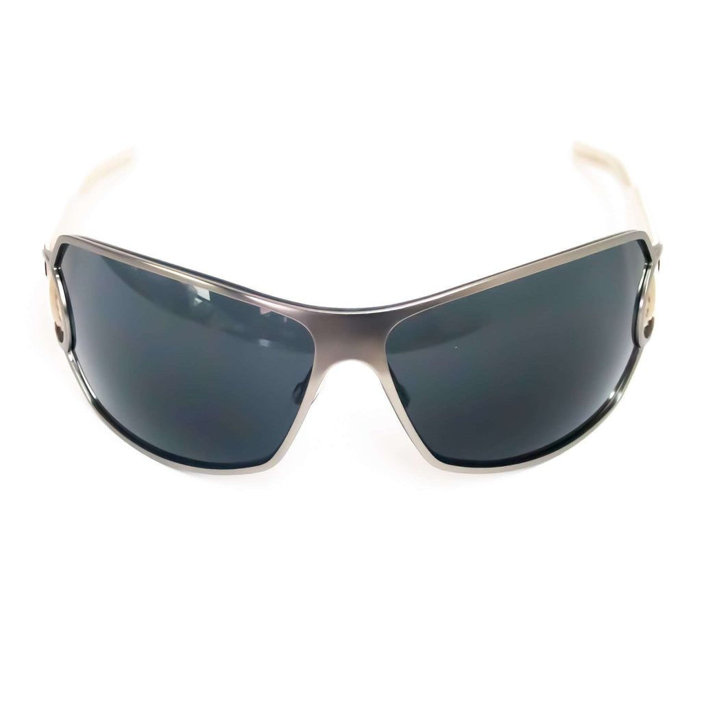 Exalt Cycle Glamour Model TIPTAP Grey Oversize Sunglasses