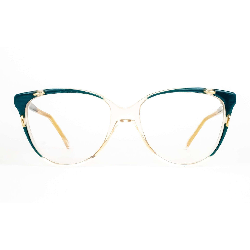 Pilar Crespi Model Eva 621 Cat Eye Glasses