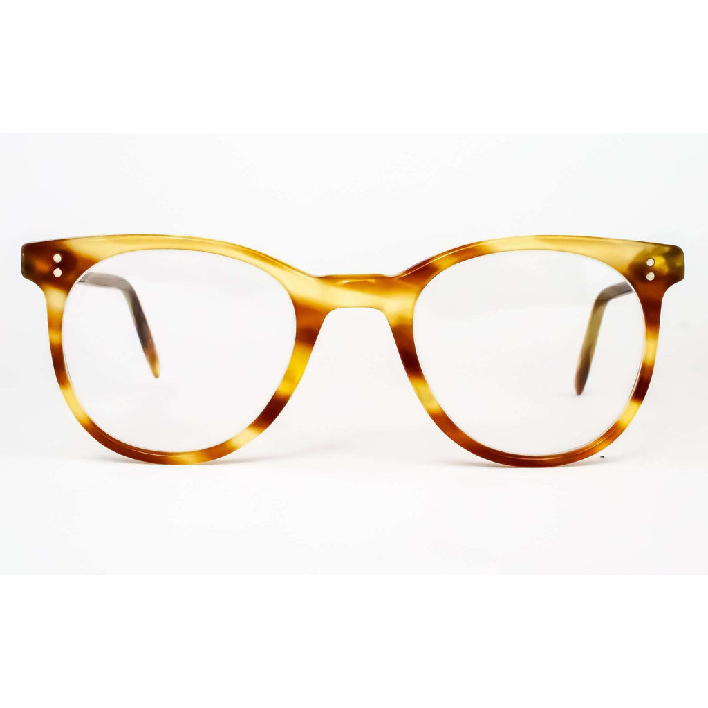 Autumn Leaf brown Glasses