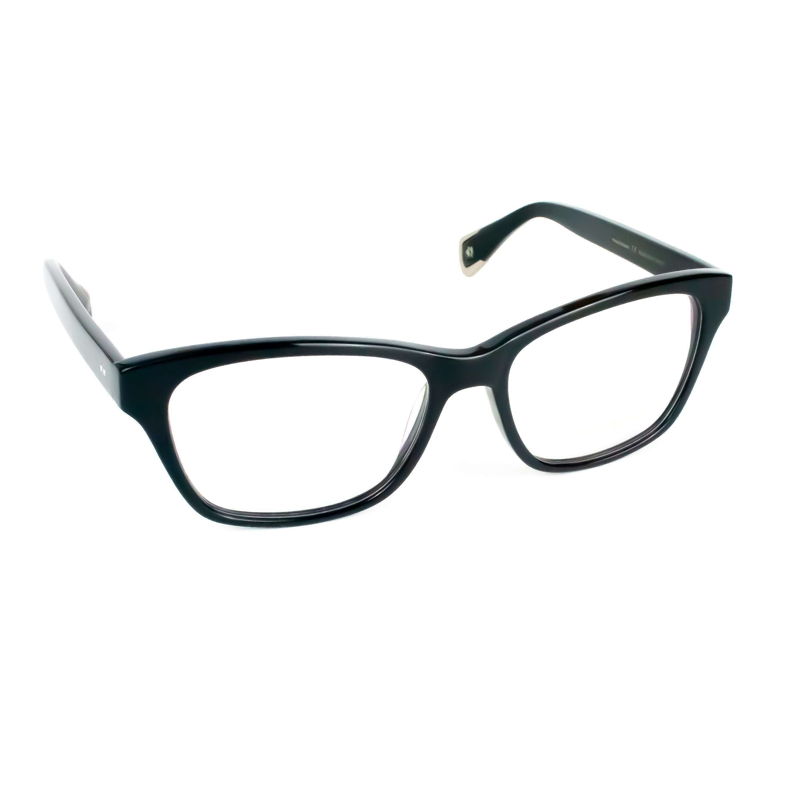 William Morris Black Label Model BL022 Black Unisex Glasses