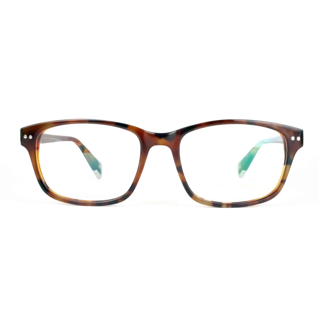 William Morris Black Label Model BL029 Brown Tortoiseshell Glasses