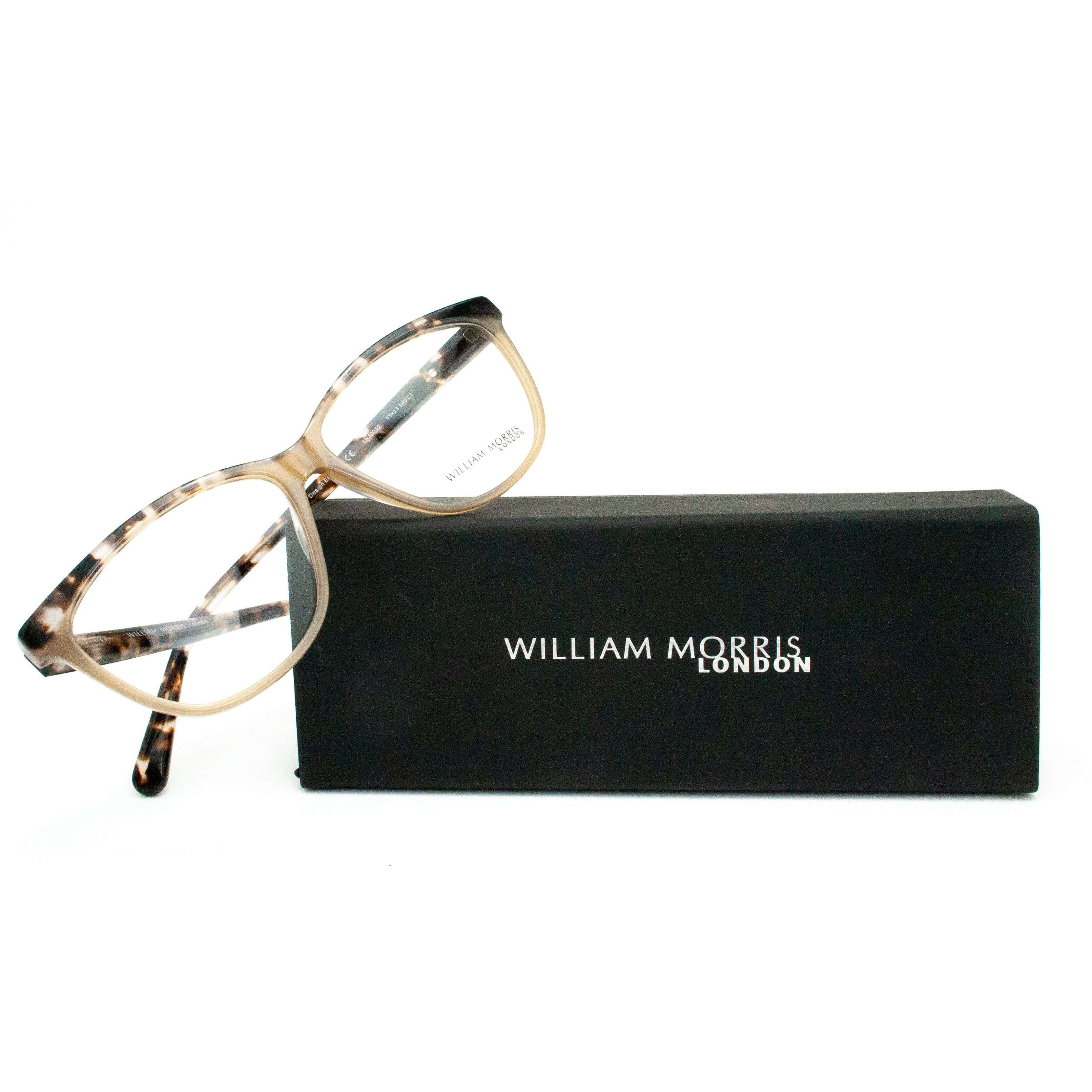 William Morris London LN50050 Brown Cat Eye Glasses