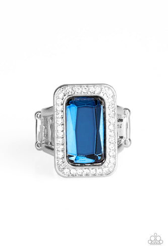 Crown Jewel Jubilee - Blue Ring