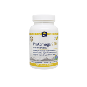 Fish Oil - ProOmega 2000 Professional Strength